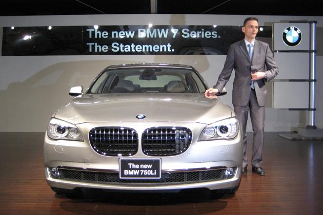 BMW 7シリーズ 新車発表会速報