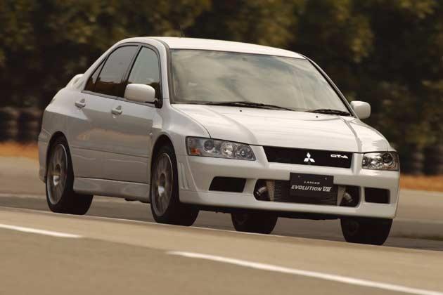 三菱 ランサーエボリューション VII GT-A