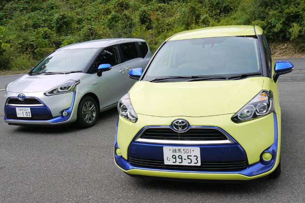 トヨタ シエンタ1.5リッターガソリン燃費レポート/総評