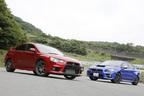 三菱 ランサー エボリューション/スバル WRX STI