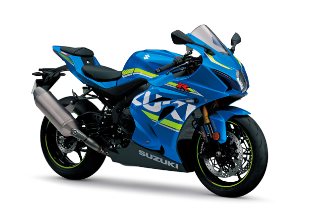 コンセプトモデル「GSX-R1000」