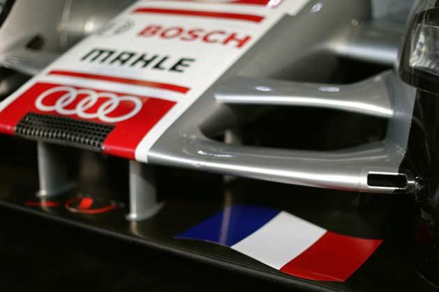 アウディ/2015年FIA世界耐久選手権(WEC)最終戦バーレーン6時間レース
