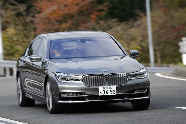 BMWも遂に半自動運転を実用化/BMW 新型 7シリーズ「740Li」試乗レポート/国沢光宏