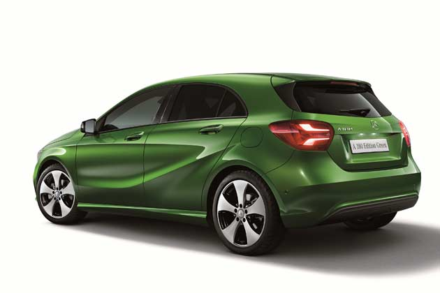 A 180 Edition Green