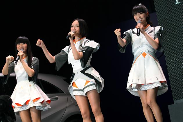 【動画追加】今度は「Perfume x 3Dアニメ」! 新型「Aクラス」がマイナーチェンジ【発表会レポ】