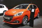 プジョー、「208」や日本初導入となるディーゼルモデルなど、5台を『大阪モーターショー』に展示