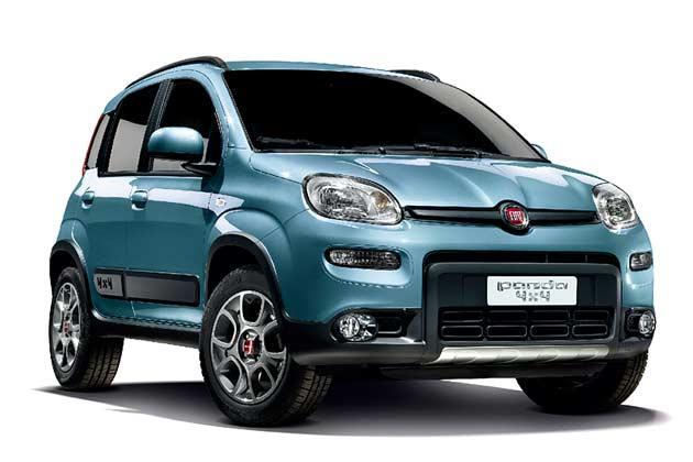 Fiat Panda 4x4 Terra
