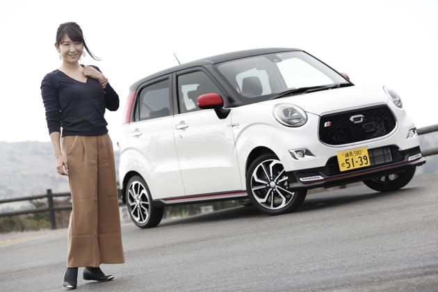 目指したのは「4人乗りのコペン」ダイハツ キャストスポーツ 試乗レポート/今井優杏