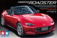 タミヤ、マツダ 新型ロードスター(ND)の1/24スケールモデルを発売