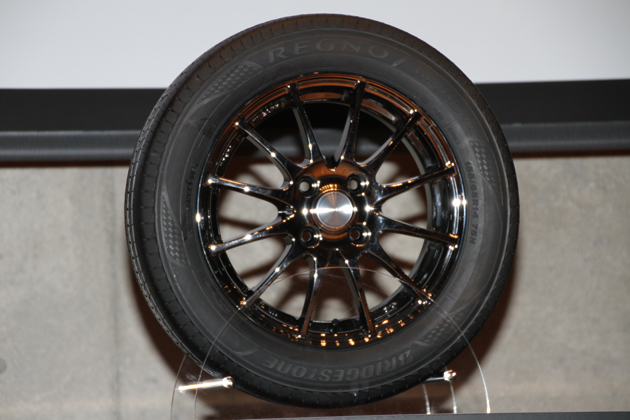 ブリヂストン 軽自動車専用タイヤ「REGNO GR-Leggera」
