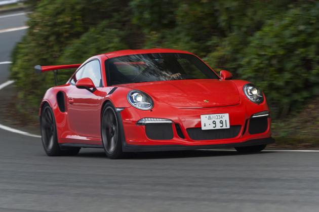 """""""役付き""""ポルシェの最高峰「911 GT3 RS」「ケイマン GT4」試乗レポート"""