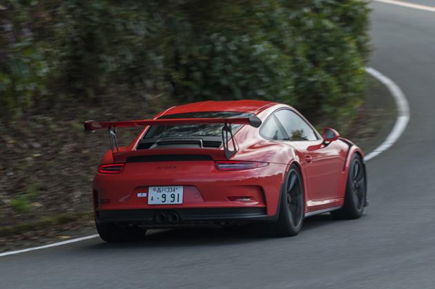 ポルシェ「911 GT3 RS」「ケイマン GT4」試乗レポート/嶋田智之