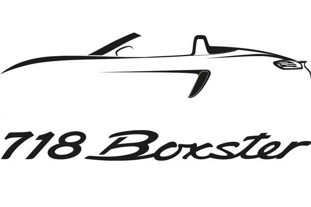 ポルシェ「718 ボクスター」