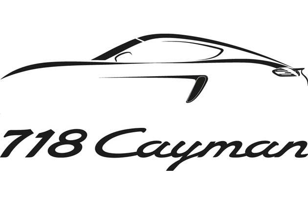 ポルシェ「718 ケイマン」