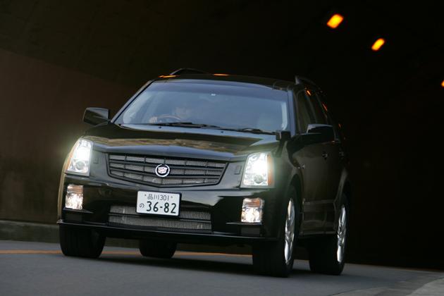 キャデラック : キャデラック srx 試乗 : autoc-one.jp
