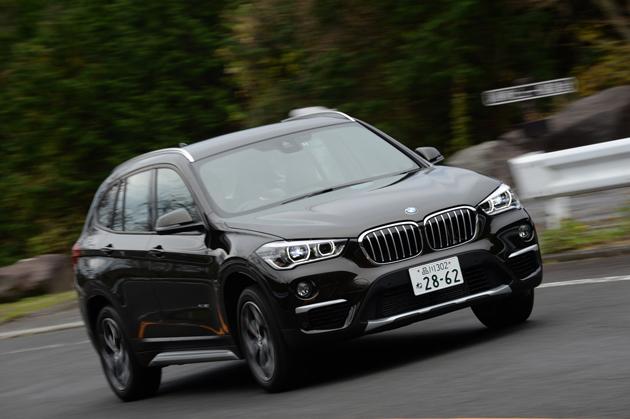 BMW 新型 X1「xDrive20i xLine」試乗レポート/森口将之