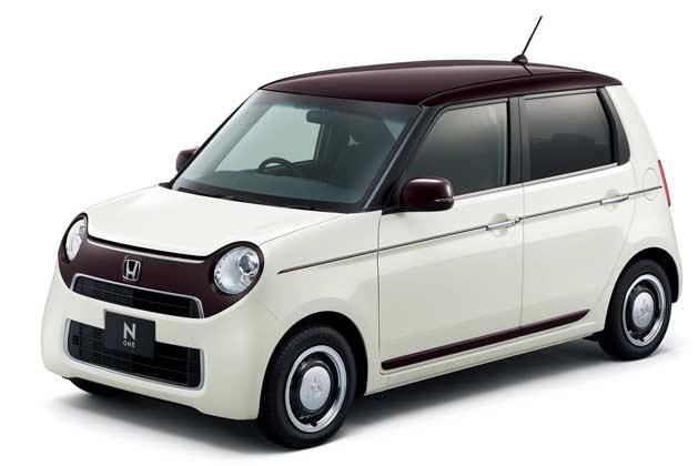 N-ONE G特別仕様車 SSブラウンスタイルパッケージ(FF) (プレミアムホワイト・パールII&ブラウン)