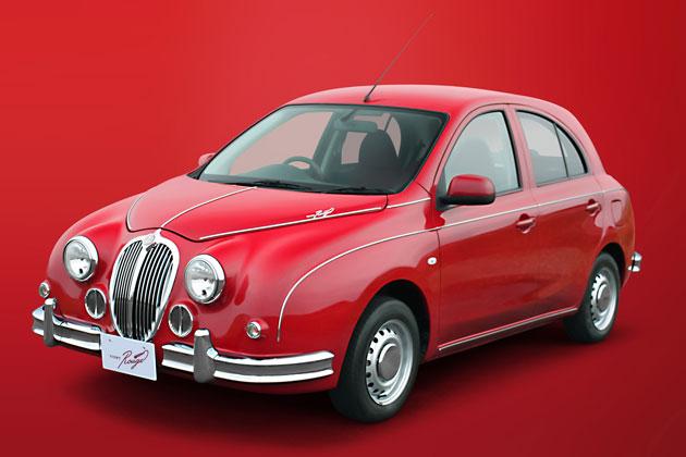 ビュート台数限定特別仕様車 『VIEWT Rouge』(ビュート ルージュ)