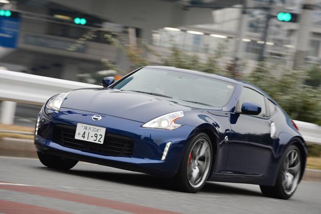 時間の経過による味わいある自然な運転感覚。スポーツカーの普遍的なモデル、日産「フェアレディZ」試乗レポート