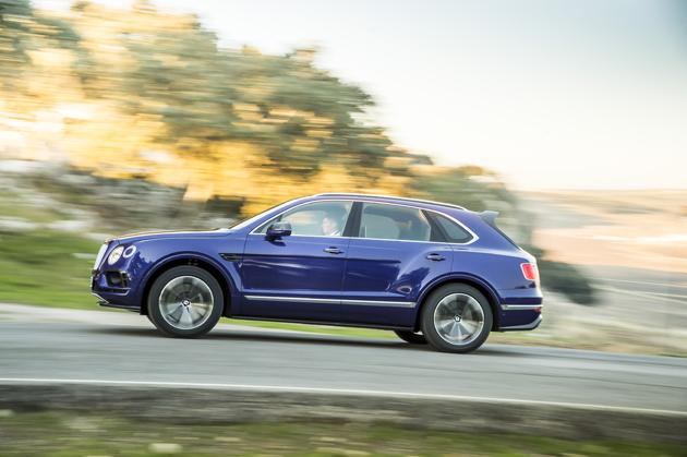 英国の超高級車ブランドまでもがSUV市場に進出! 驚愕の実力に迫る/ベントレー ベンテイガ 海外試乗