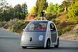 ステアリングやアクセル、ブレーキなどが一切存在しない「Google car」