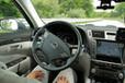 トヨタ 自動運転テスト車両