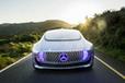 メルセデス・ベンツの完全自動運転車 F015 Luxury In Motion