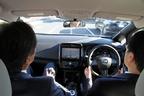 日産が一般道で自動運転テスト