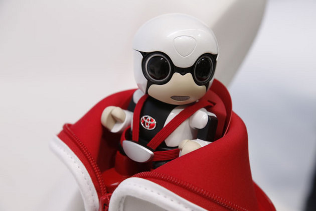 ※写真はKIROBO MINI