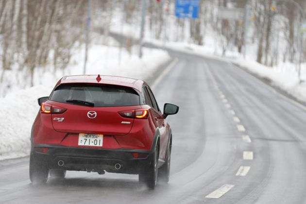 マツダ CX-3 XD Touring Lpkg 4WD 6AT[ソウルレッドメタリック]