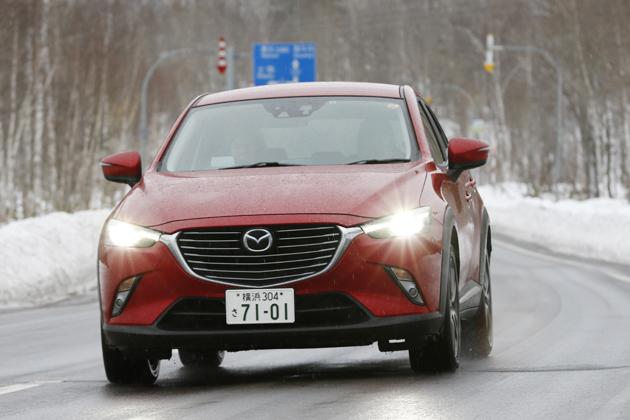 噂のマツダ 4WD「i-ACTIV AWD」を北海道の雪上で試す!