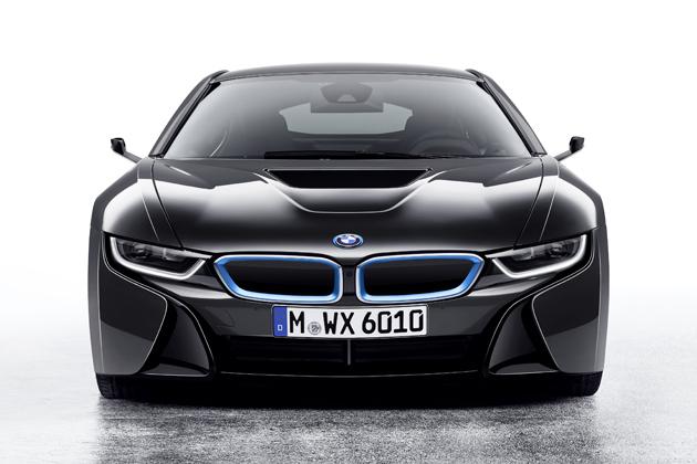 BMW i8 ミラーレス