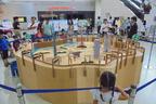 中央環状線 木製模型