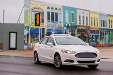 フォード自動運転(CES2016)