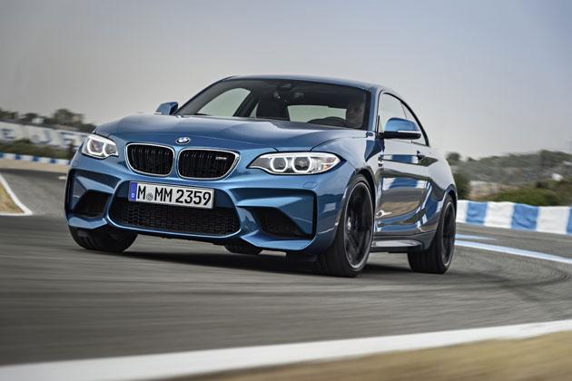 BMW 新型「M2クーペ」