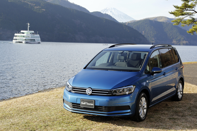 装備・価格バランスはアルヴェルやオデッセイなど国産ミニバン並に!「VW 新型ゴルフトゥーラン」[徹底解説]