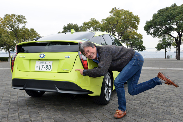 [速攻試乗]いよいよ公道で試される4代目「トヨタ プリウス」、その実力に迫る!