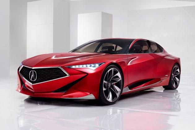 Acura Precision Concept(アキュラ プレシジョン コンセプト)
