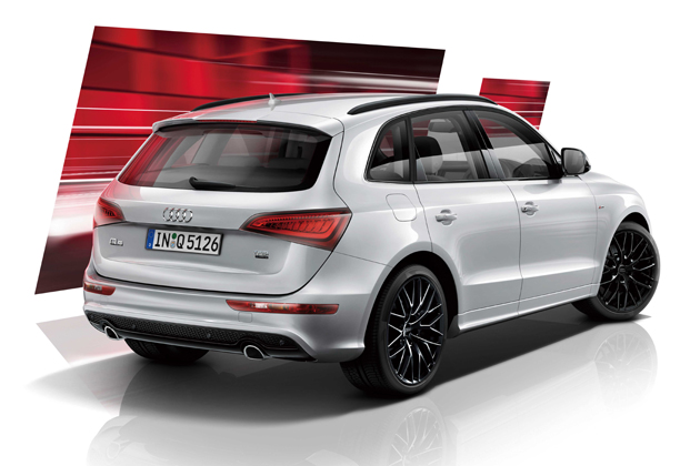 Audi Q5 S line competition plus