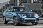 BMW X4のトップモデル「新型X4 M40i」発表