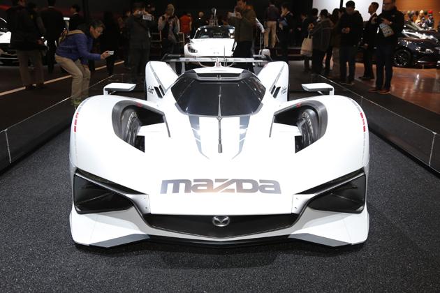 マツダ LM55ビジョングランツーリスモ