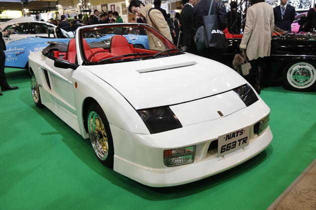 663TR(ベース車:ホンダ ビート)