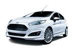 フォード・フィエスタ、スポーティな専用キットを装着した特別仕様車を限定発売
