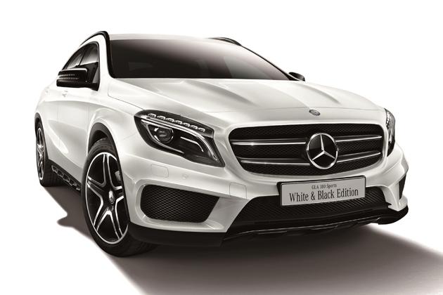 メルセデス・ベンツ GLA 180 Sports White&Black Edition