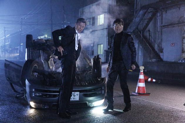 間もなく公開、映画「さらば あぶない刑事」/横浜でゴールドのレパードを目撃せよ![横浜・日産グローバル本社ギャラリー特別展示]