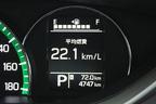 スズキ ソリオハイブリッド 高速道路における実燃費は「22.1km/L」