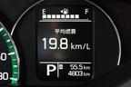 スズキ ソリオハイブリッド 郊外路における実燃費は「19.8km/L」