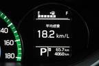 スズキ ソリオハイブリッド 市街地における実燃費は「18.2km/L」