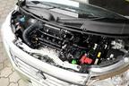 スズキ ソリオハイブリッド K12C型デュアルジェットエンジン