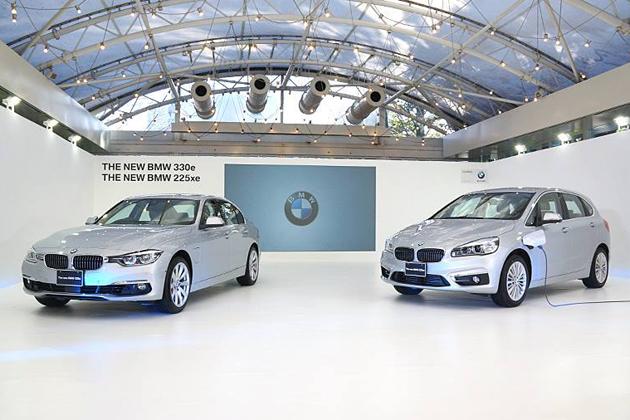 BMW 新たなるPHVモデルが登場!新型「330e」/新型「225xe アクティブ ツアラー」を発表